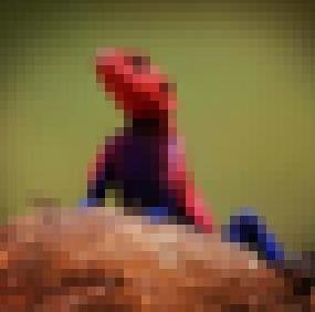 【画像】スパイダーマンそっくりのトカゲがいた!
