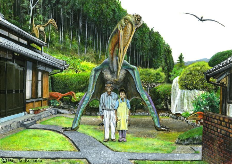 【画像】巨大生物、へんてこ生物を貼っていくスレ